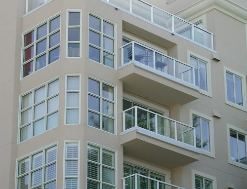 Glass Railing Installations