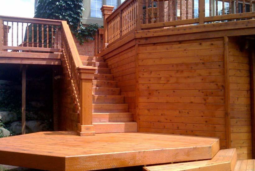 the pros and cons of cedar decks