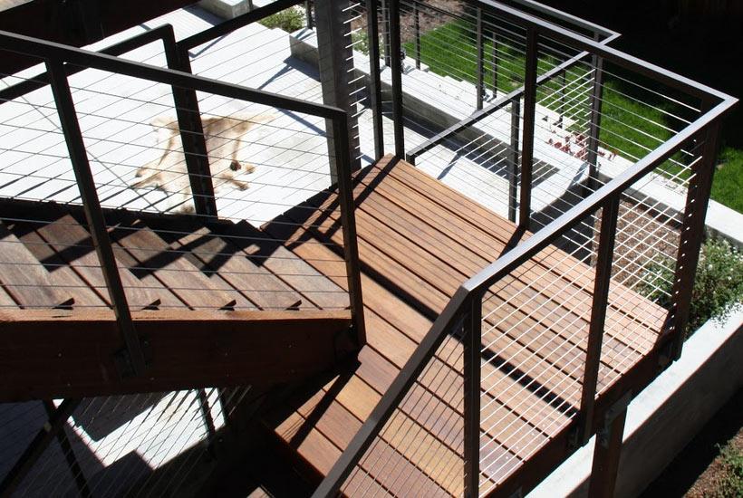 stair railing building code basics