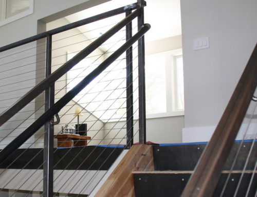 7 Ways to Utilize Cable Railings in Interior Designs